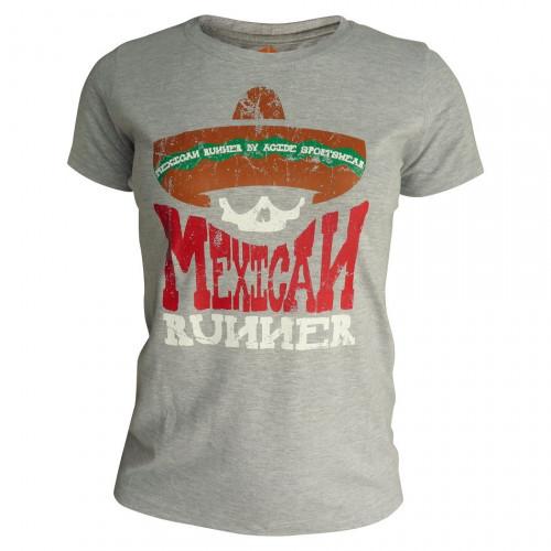 Playera Mexican Runner Calavera